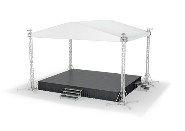 MPT ROOF 10x8m