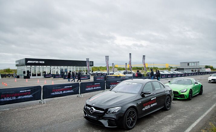 AMG PERFORMANCE TOUR
