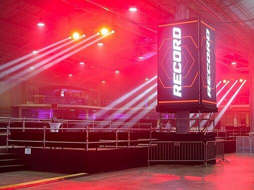 LED SCREEN 4 PIX